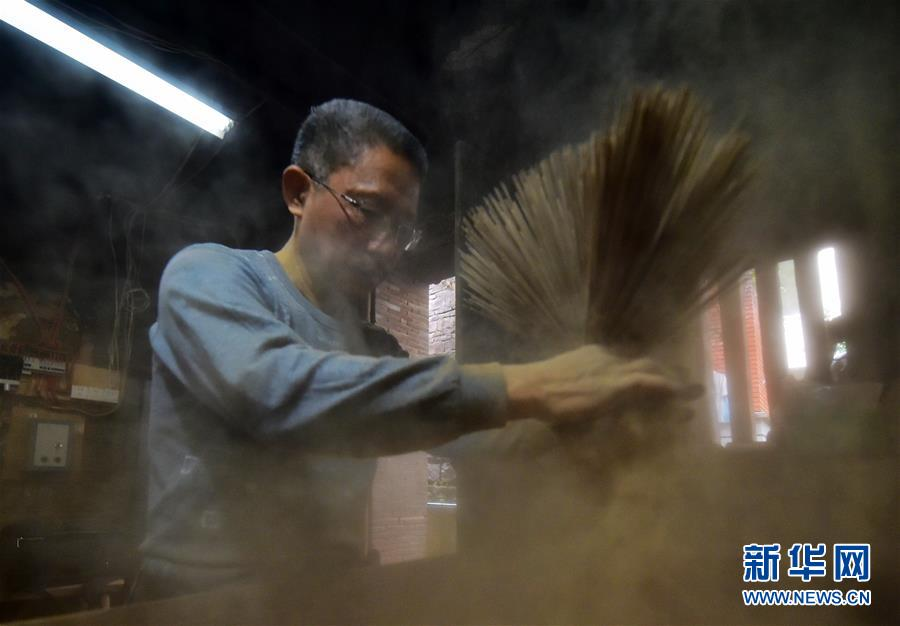 Traditional crafts along the Belt and Road